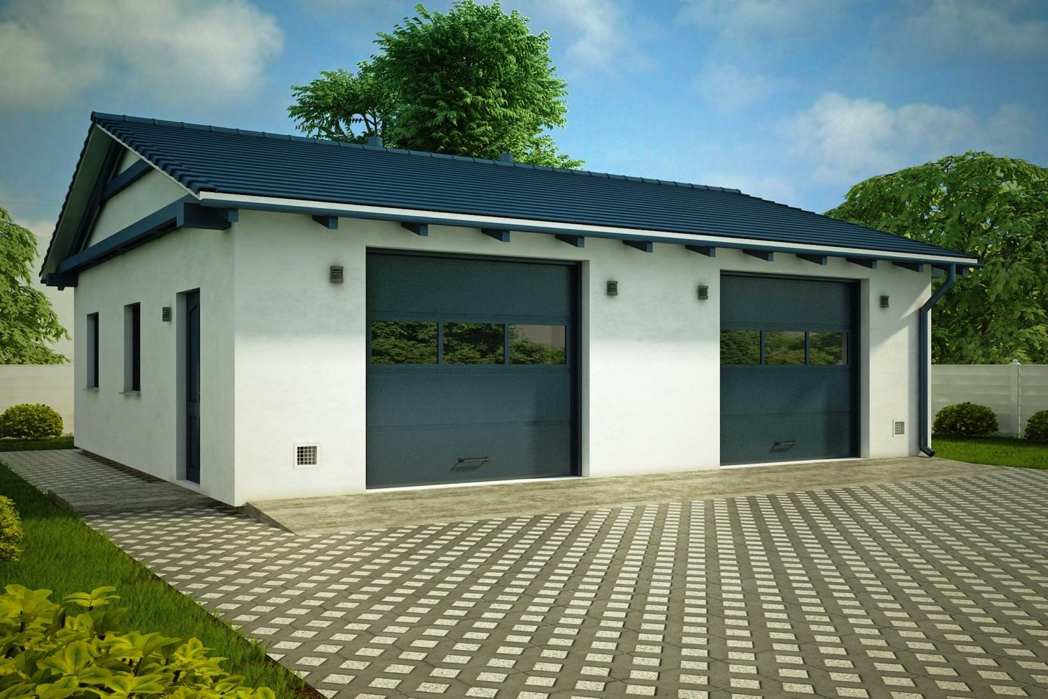 Строительство гаражей под ключ в Ижевске